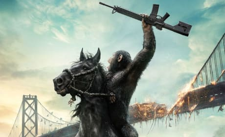 Dawn of the Planet of the Apes Review: Hail Caesar!