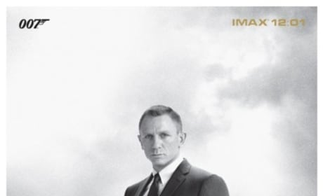 Skyfall: IMAX Poster Drops