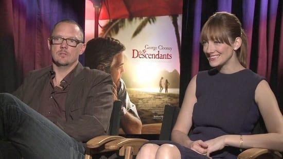 The Descendants: Judy Greer and Matthew Lillard