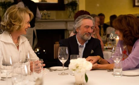Diane Keaton Robert De Niro Susan Sarandon The Big Wedding