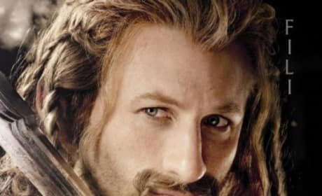 The Hobbit Fili Poster