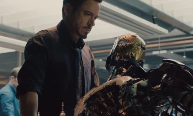 Avengers Age of Ultron Tony Stark