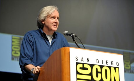James Cameron Comic-Con