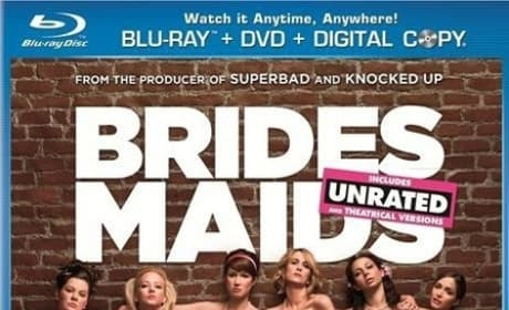 Bridesmaids Video: Behind the Scenes of the DVD and Blu-Ray!