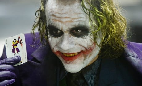 More Praise for Heath Ledger in The Dark Knight