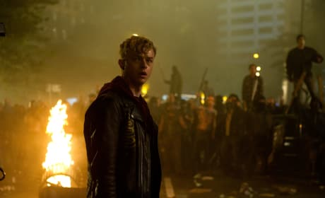 Metallica Through the Never: First Still of Dane DeHaan