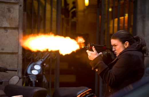 Haywire First Look Photo