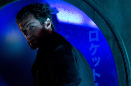 The Wolverine Hugh Jackman Still