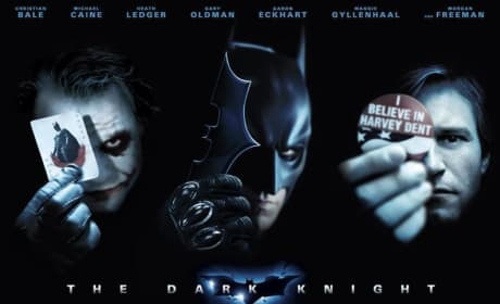 The Dark Knight Leads List of People's Choice Awards Winners