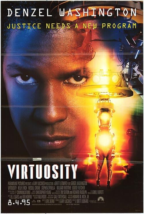 Virtuosity Poster