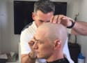 X-Men Apocalypse: James McAvoy Finally Going Bald as Professor X!