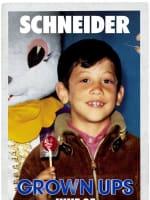 Grown Ups Rob Schneider Kid Poster