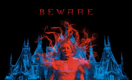 Crimson Peak Motion Poster: Beware of Guillermo del Toro's Latest!