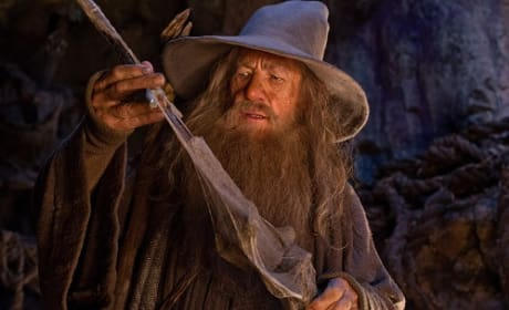 The Hobbit: Ian McKellen on Gandalf Going Grey