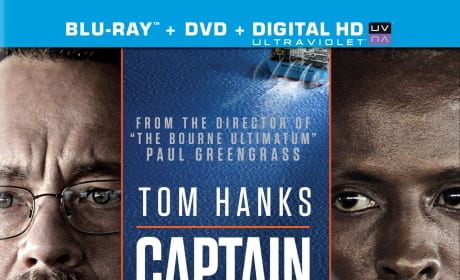 Captain Phillips DVD/Blu-Ray Combo Pack
