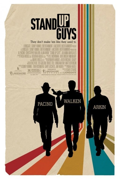 Stand Up Guys Poster