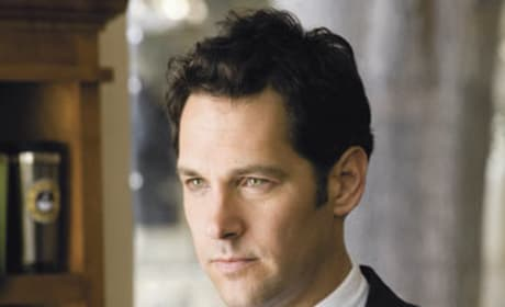 Paul Rudd Talks Role Models