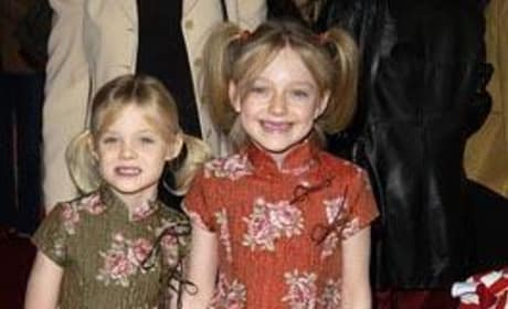 Elle and Dakota Fanning Set for My Sister's Keeper