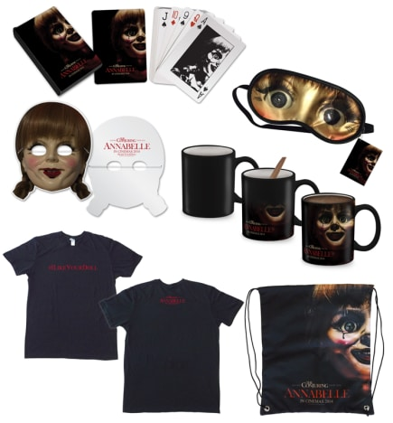 Annabelle Prize Pack