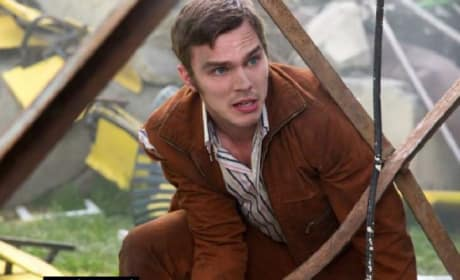 Nicholas Hoult The Beast X-Men: Days of Future Past