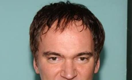 Quentin Tarantino Reades Inglorious Basterds