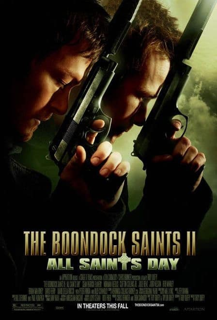 Boondock Saints 2 poster