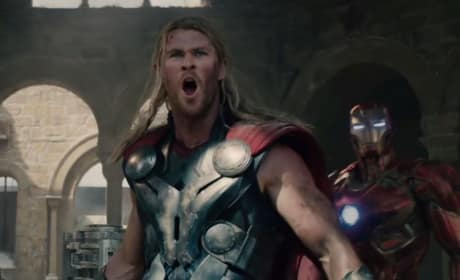 Avengers Age of Ultron Thor Photo