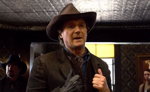 A Million Ways to Die in the West Liam Neeson Photo
