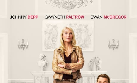 Mortdecai Poster: Johnny Depp's International Man of Mystery