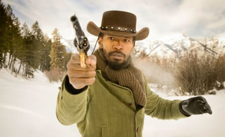 Django Unchained: New Photo of Jamie Foxx