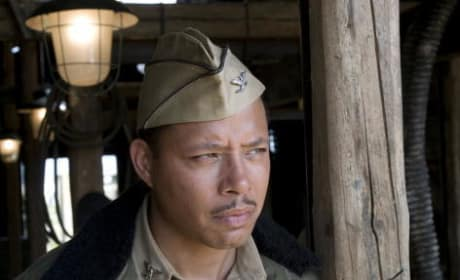 Terrence Howard in Red Tails