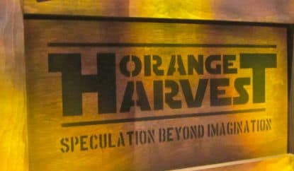 Orange Harvest Boxes