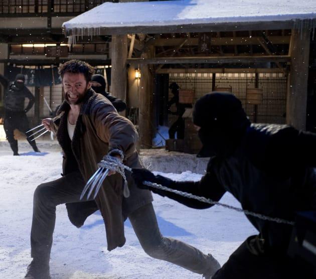 Hugh Jackman is The Wolverine