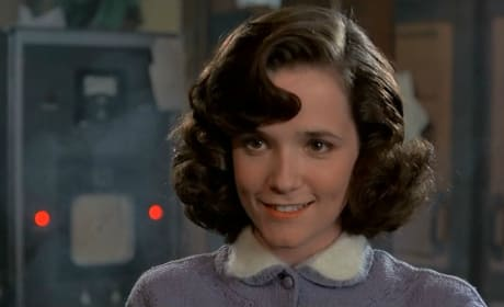 Back to the Future Lea Thompson