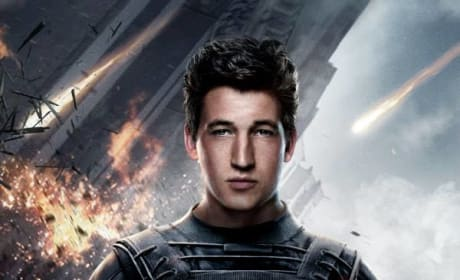 Fantastic Four Character Posters Revealed: Meet the Team!