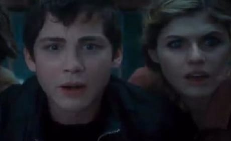 Percy Jackson: Sea of Monsters Clip: Buckle Your Seatbelts