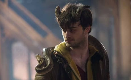 Horns Review: Daniel Radcliffe Goes to the Dark Side