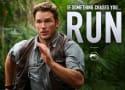 Jurassic World: Chris Pratt Is on the Run!