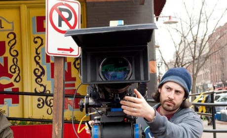 Jason Reitman Sets up a Shot