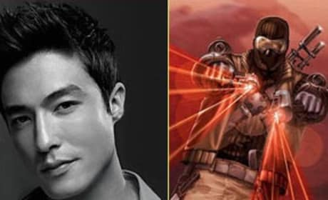 Another Wolverine Movie Casting Call: Daniel Henney