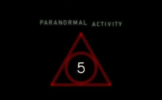 Paranormal Activity 5 Logo