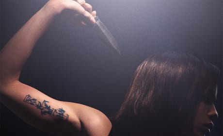 Divergent Zoe Kravitz Character Poster