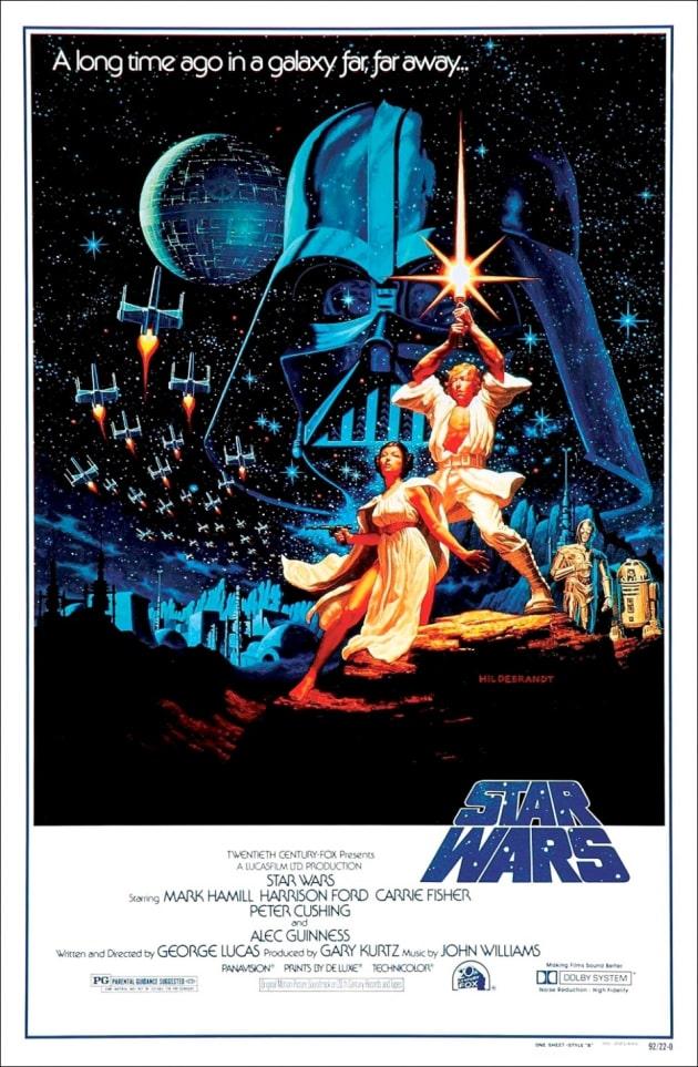 Star Wars: Episode IV poster