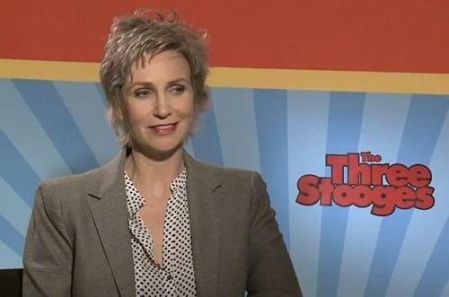 Jane Lynch Talks The Three Stooges