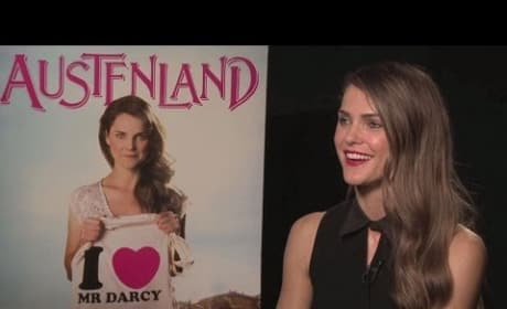Austenland Exclusive: Keri Russell Dishes What Era Attracts Her