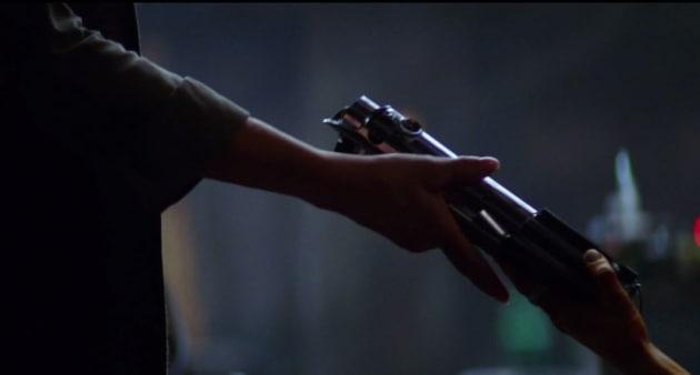 Star Wars The Force Awakens Lightsaber