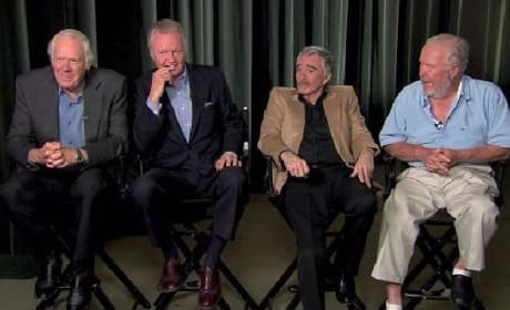 Exclusive: Jon Voight, Burt Reynolds Mark 40 Years of Deliverance