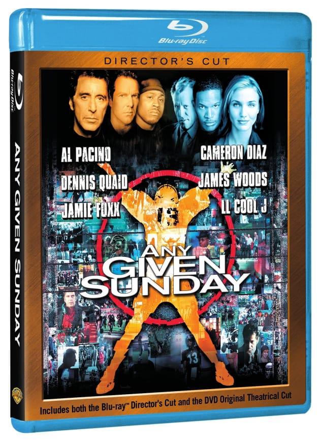 Any Given Sunday Blu-Ray