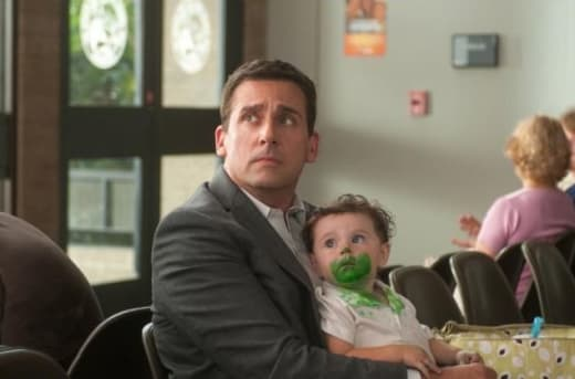 Steve Carell Stars In Alexander and the Terrible, Horrible, No Good, Very Bad Day