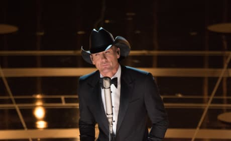 Tim McGraw Academy Awards